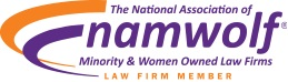 Minority & Women Owned Law Firm